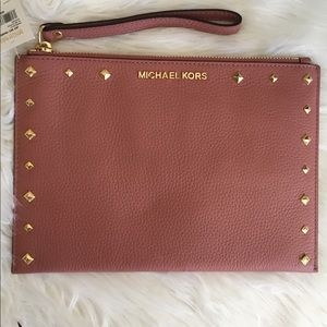 New Michael Kors clutch